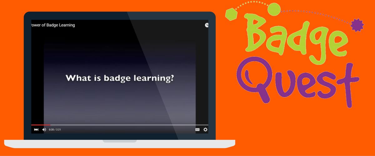 BadgeQuest Video
